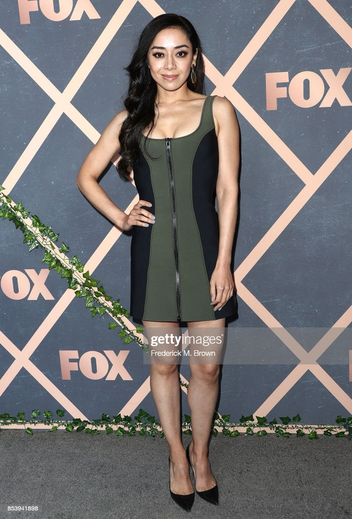 Actor Aimee Garcia attends FOX Fall Party at Catch LA on September 25, 2017 in West Hollywood, California.