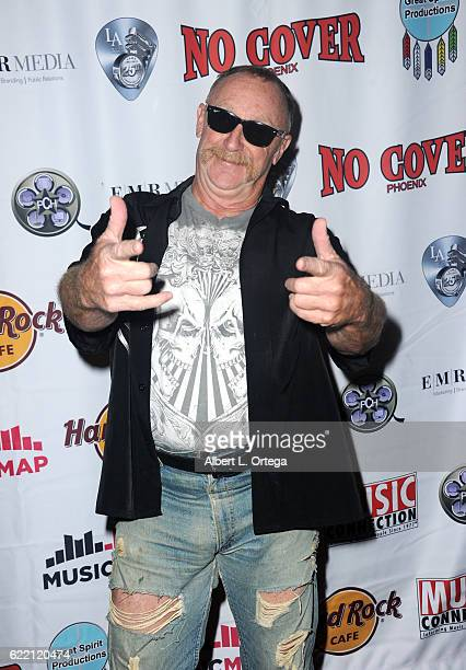 Actor Al Burke arrives for the 26th Annual Producers Choice Honors And The 10th Annual Hollywood FAME Awards held at Hard Rock Cafe on November 9...