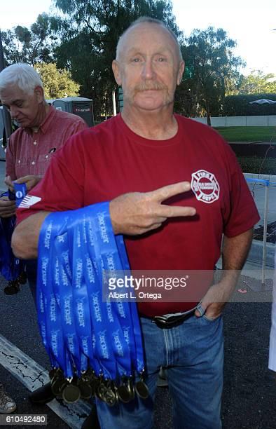 Actor Al Burke participates in the 2016 Justice Jog 5K to benefit Casa LA on September 25 2016 in Los Angeles California