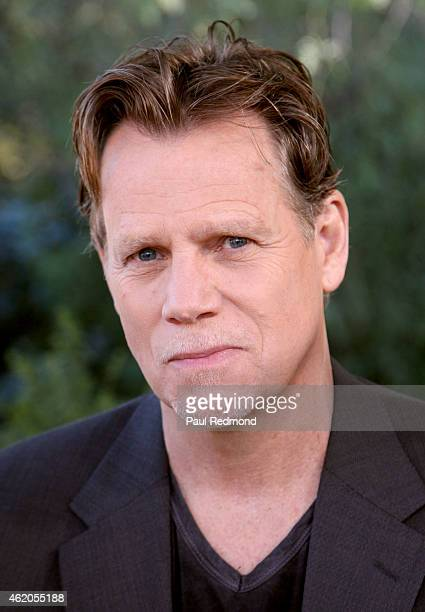 Actor Al Corley photographed on the set of 'Dynasty' Reunion on 'Home Family' at Universal Studios Backlot on January 23 2015 in Universal City...