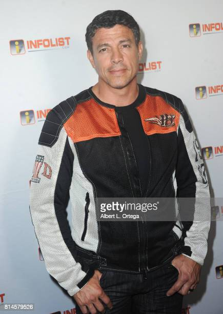 Actor Al Coronel attends Jeff Gund's INFOLISTcom's Annual PreComicCon Party held at OHM Nightclub on July 13 2017 in Hollywood California