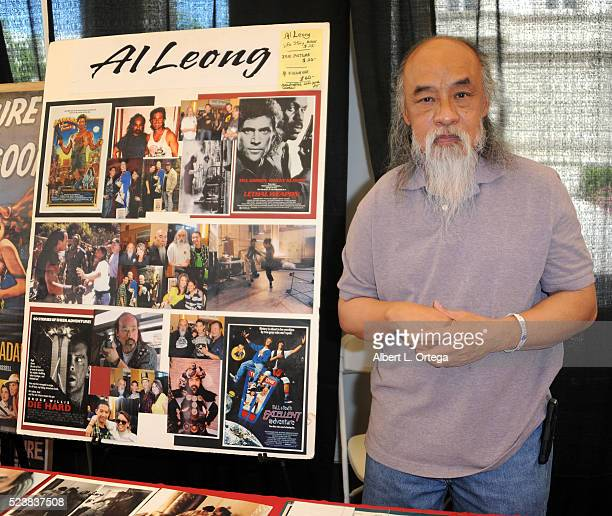 Actor Al Leong attends the 2016 Monsterpalooza Horror Convention held at Pasadena Convention Center on April 23 2016 in Pasadena California