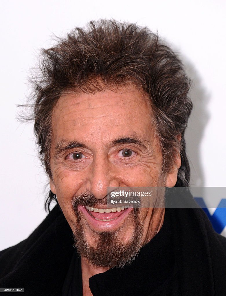 Al Pacino attends 92nd Street Y Presents: An Evening With Al Pacino ... Al Pacino