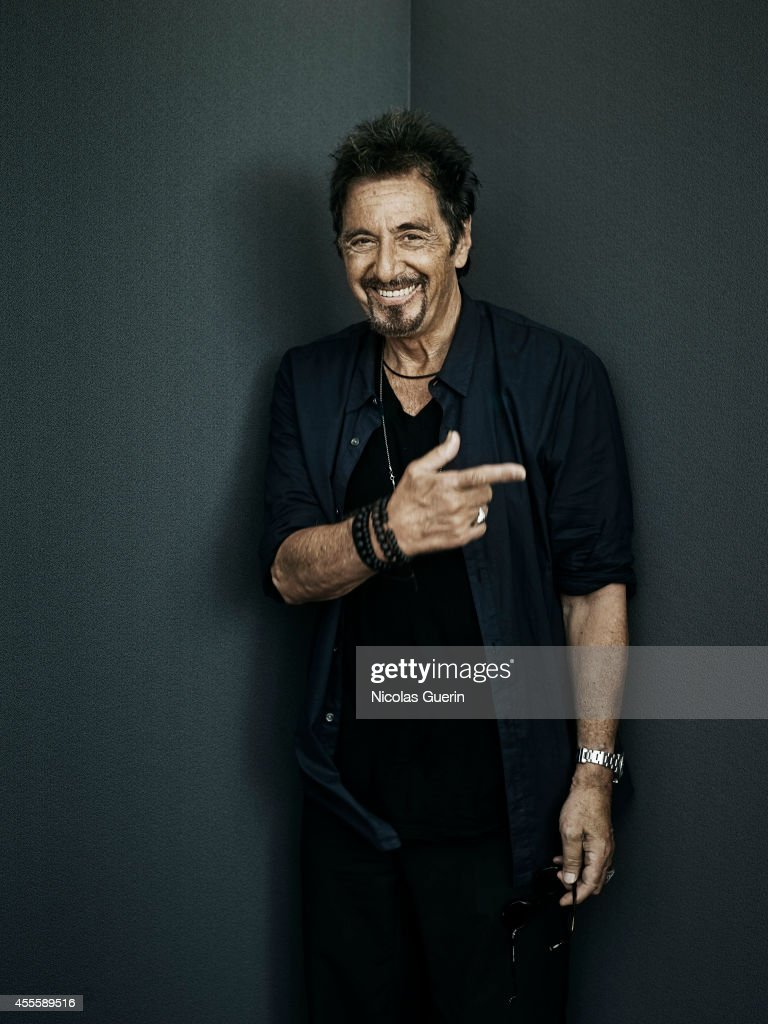 Al Pacino, Self Assignment, August 2014