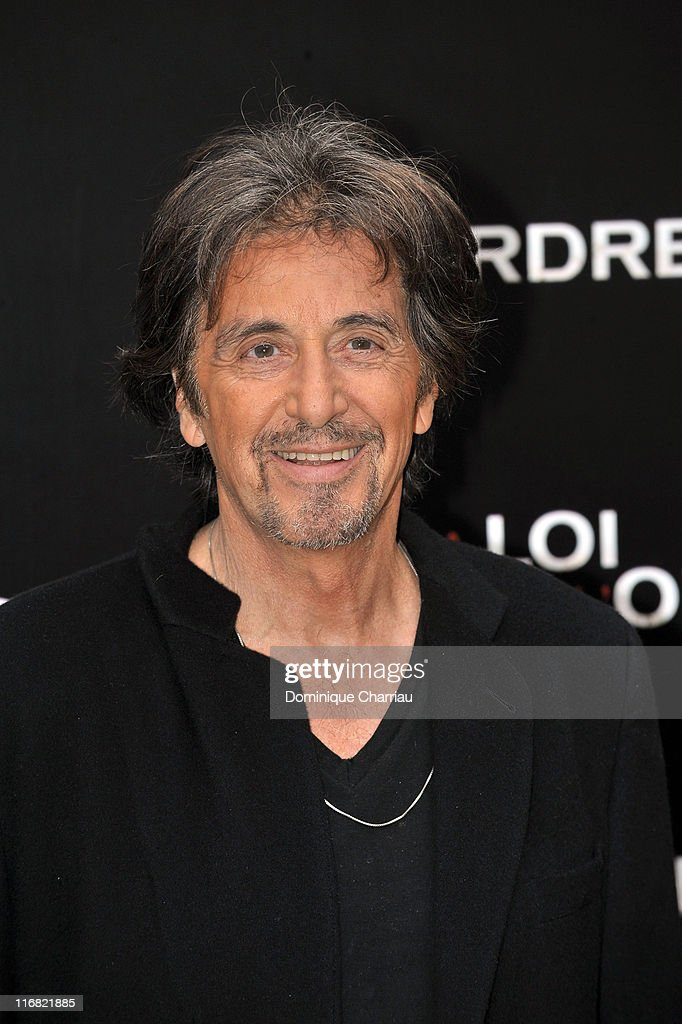 "Robert De Niro and Al Pacino Attend ""Righteous Kill"" Photocall in Paris"