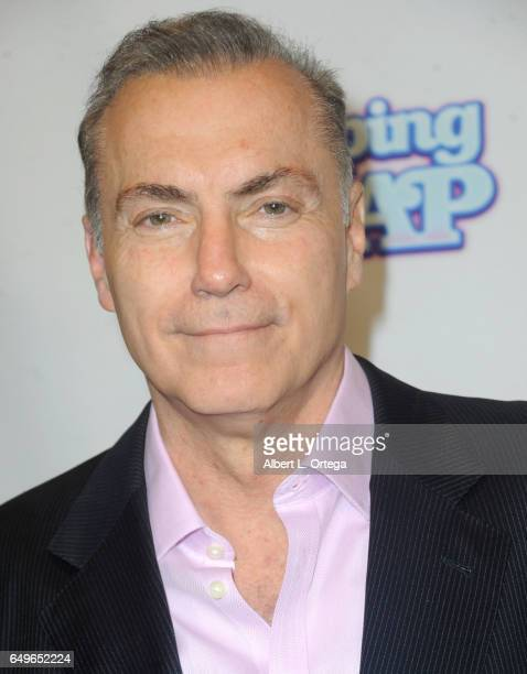 Actor Al Sapienza arrives for the Premiere Of Glass House Distributions' 'Dropping The Soap' held at Writers Guild Theater on March 7 2017 in Beverly...