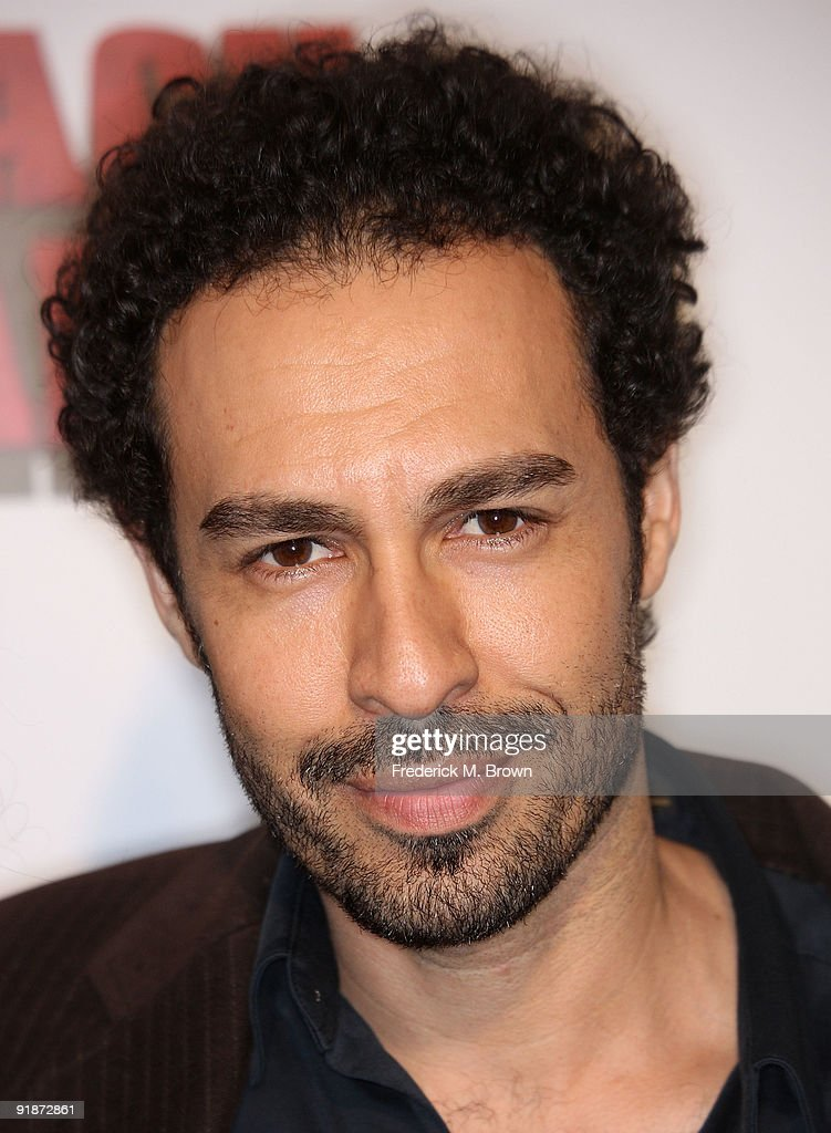 Actor Al Vicente attends the 'Black Dynamite' film premiere at the Arclight Hollywood on October 13, 2009 in Hollywood, California.
