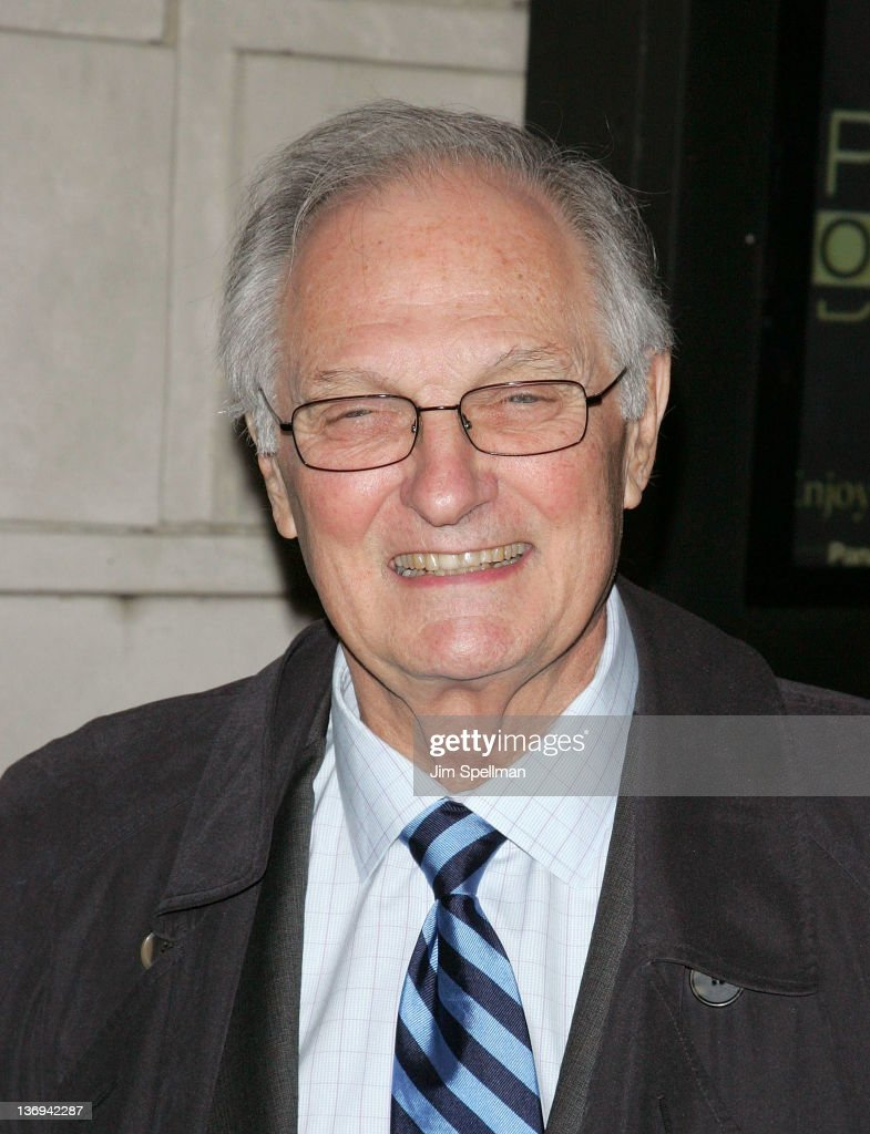 Actor Alan Alda attends 'The Gershwins' Porgy and Bess' Broadway opening night at the Richard Rodgers Theatre on January 12 2012 in New York City