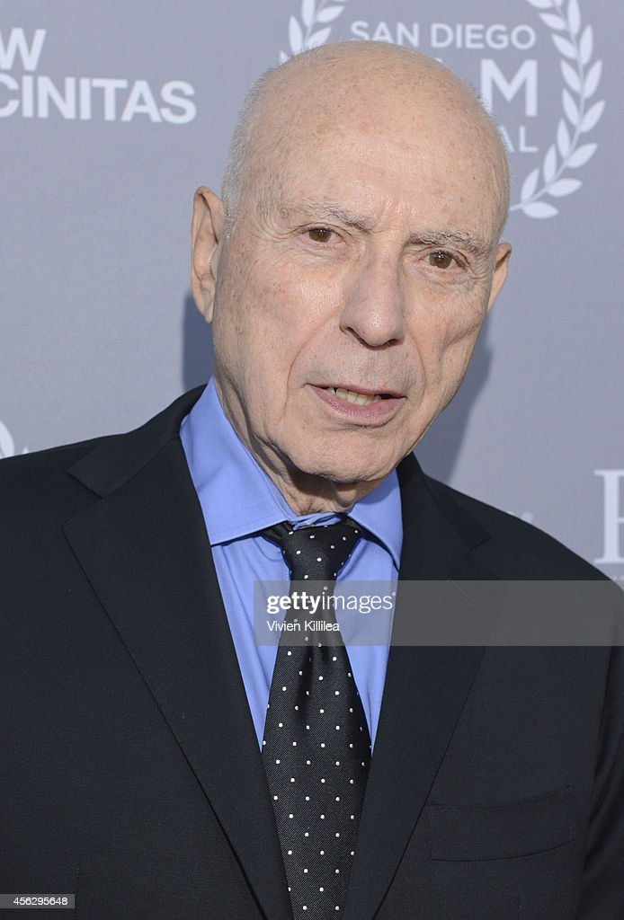 Actor Alan Arkin attends the opening night tribute at the San Diego Film Festival 2014 on September 27 2014 in San Diego California