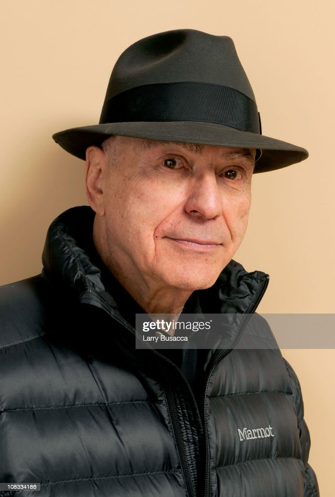Actor Alan Arkin poses for a portrait during the 2011 Sundance Film Festival at The Samsung Galaxy Tab Lift on January 25, 2011 in Park City, Utah.