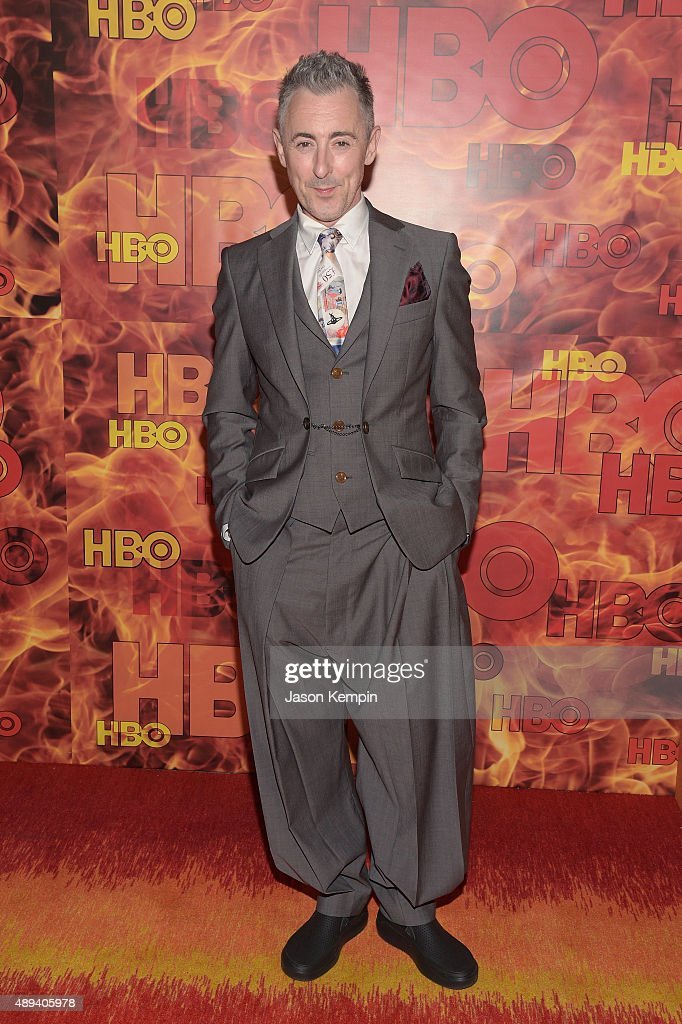 Actor <a gi-track='captionPersonalityLinkClicked' href=/galleries/search?phrase=Alan+Cumming&family=editorial&specificpeople=202521 ng-click='$event.stopPropagation()'>Alan Cumming</a> attends HBO's Official 2015 Emmy After Party at The Plaza at the Pacific Design Center on September 20, 2015 in Los Angeles, California.