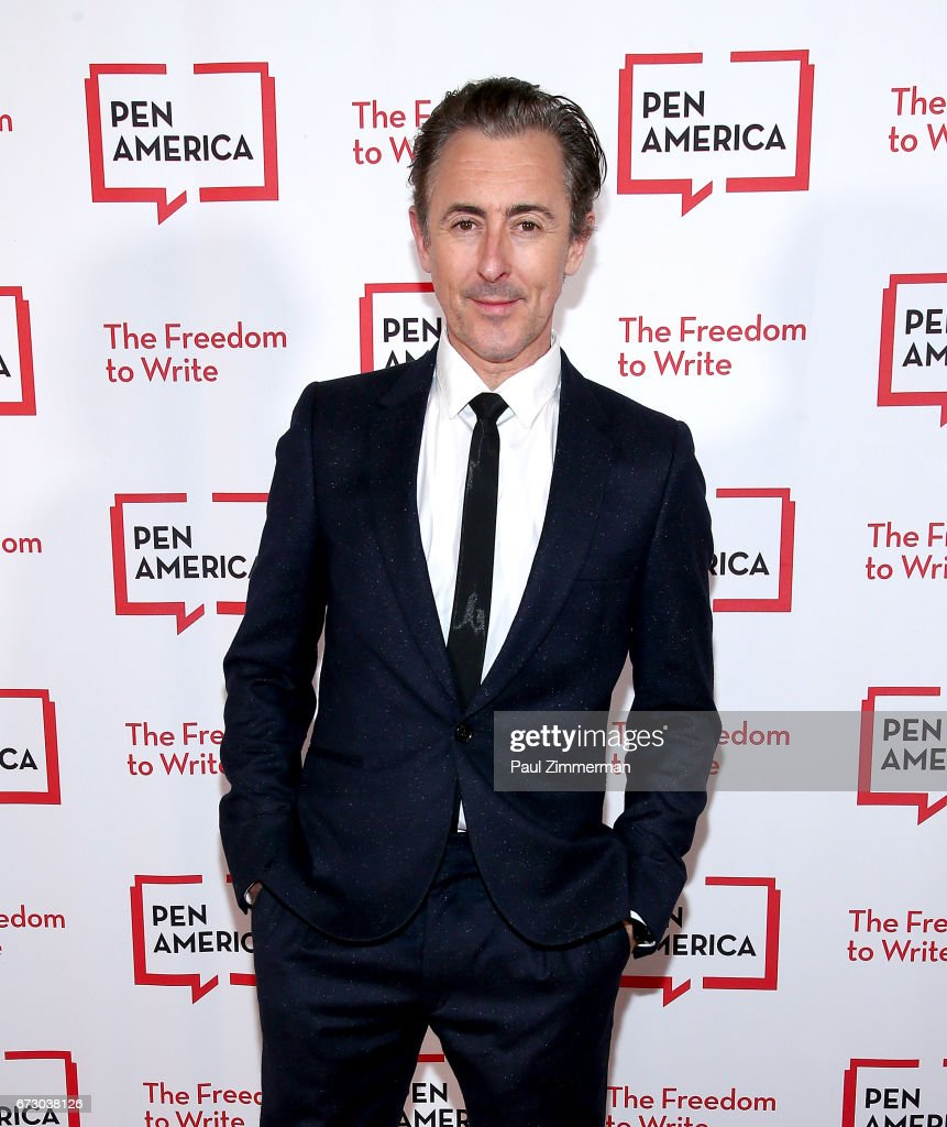 Actor Alan Cumming attends PEN America's 2017 Literary Gala Red Carpet at American Museum of Natural History on April 25, 2017 in New York City.