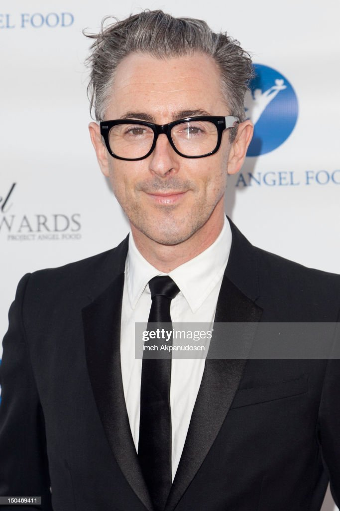 Actor Alan Cumming attends Project Angel Food's 17th Annual Angel Awards at Project Angel Food on August 18, 2012 in Los Angeles, California.