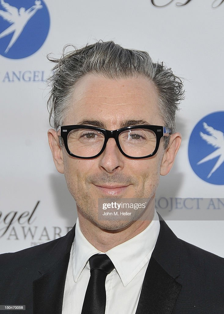 Actor Alan Cumming attends the 17th Annual Angel Awards at Project Angel Food on August 18, 2012 in Los Angeles, California.