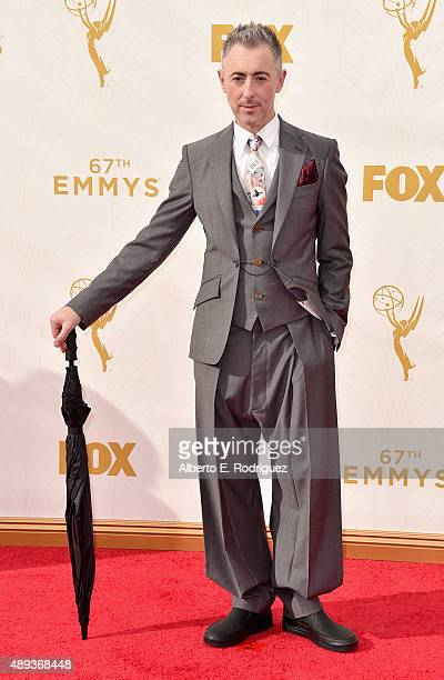 Actor Alan Cumming attends the 67th Emmy Awards at Microsoft Theater on September 20 2015 in Los Angeles California 25720_001