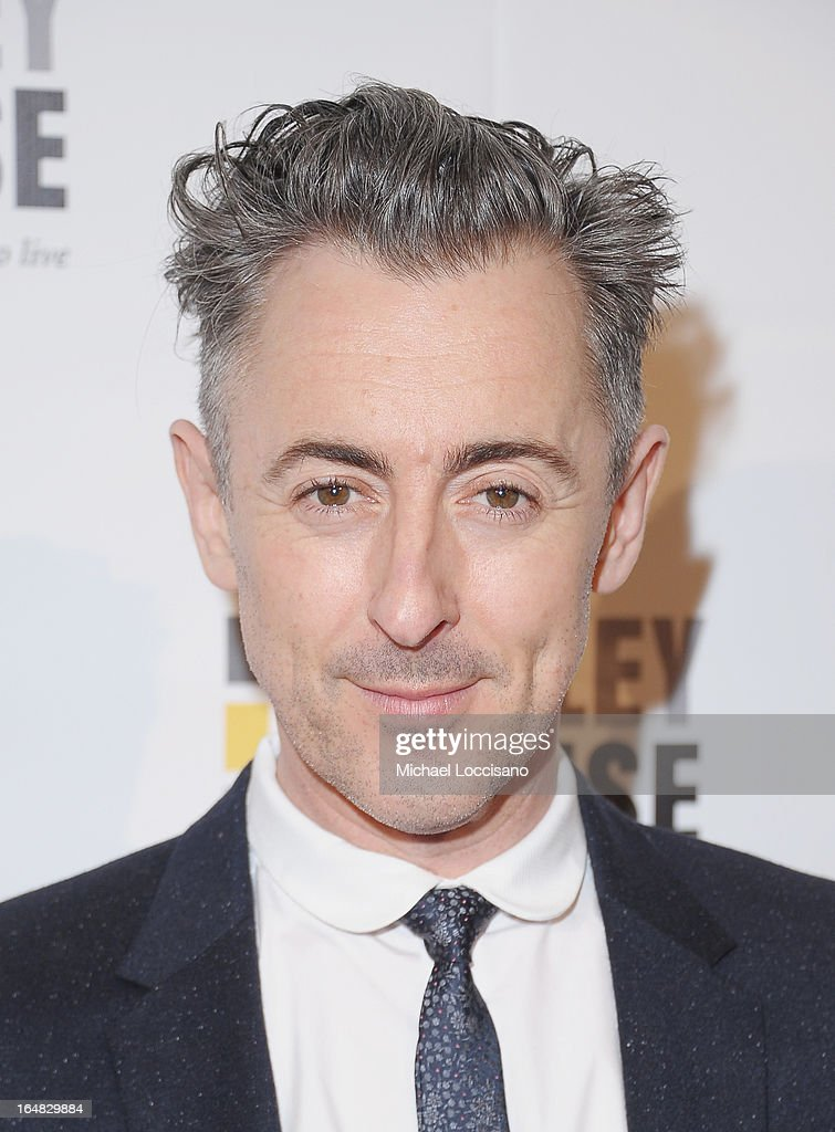 Actor Alan Cumming attends the Bailey House 30th Anniversary Gala at Pier 60 on March 28, 2013 in New York City.