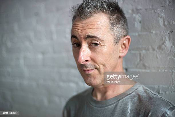 Actor Alan Cumming attends the Cynthia Rowley Presentation during Spring 2016 New York Fashion Week at Cynthia Rowley on September 16 2015 in New...