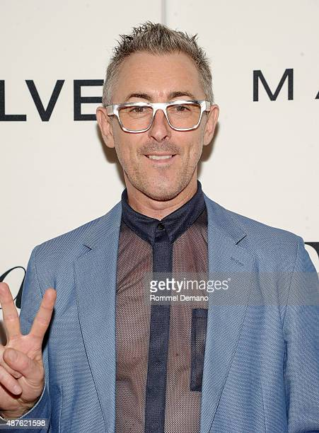 Actor Alan Cumming attends The Daily Front Row's Third Annual Fashion Media Awards at the Park Hyatt New York on September 10 2015 in New York City