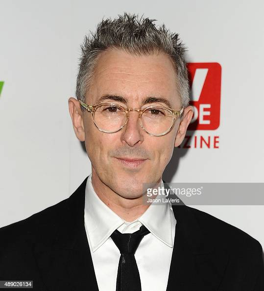 Actor Alan Cumming attends the Television Industry Advocacy Awards at Sunset Tower on September 18 2015 in West Hollywood California