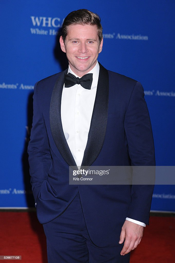 Actor Alan Leech attends the 102nd White House Correspondents' Association Dinner on April 30, 2016 in Washington, DC.