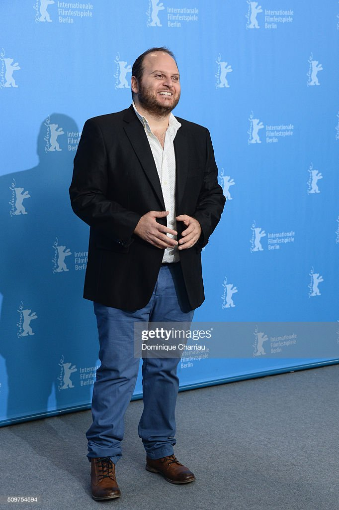 Actor Alan Sabbagh attends the 'The Tenth Man' photo call during the 66th Berlinale International Film Festival Berlin at Grand Hyatt Hotel on February 12, 2016 in Berlin, Germany.