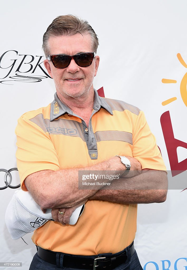 Actor Alan Thicke attended the 8th Annual George Lopez Celebrity Golf Classic presented by Sabra Salsa to benefit The George Lopez Foundation on...