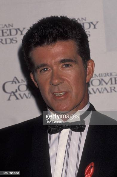 Actor Alan Thicke attending Sixth Annual American Comedy Awards on March 28 1992 at the Shrine Auditorium in Los Angeles California