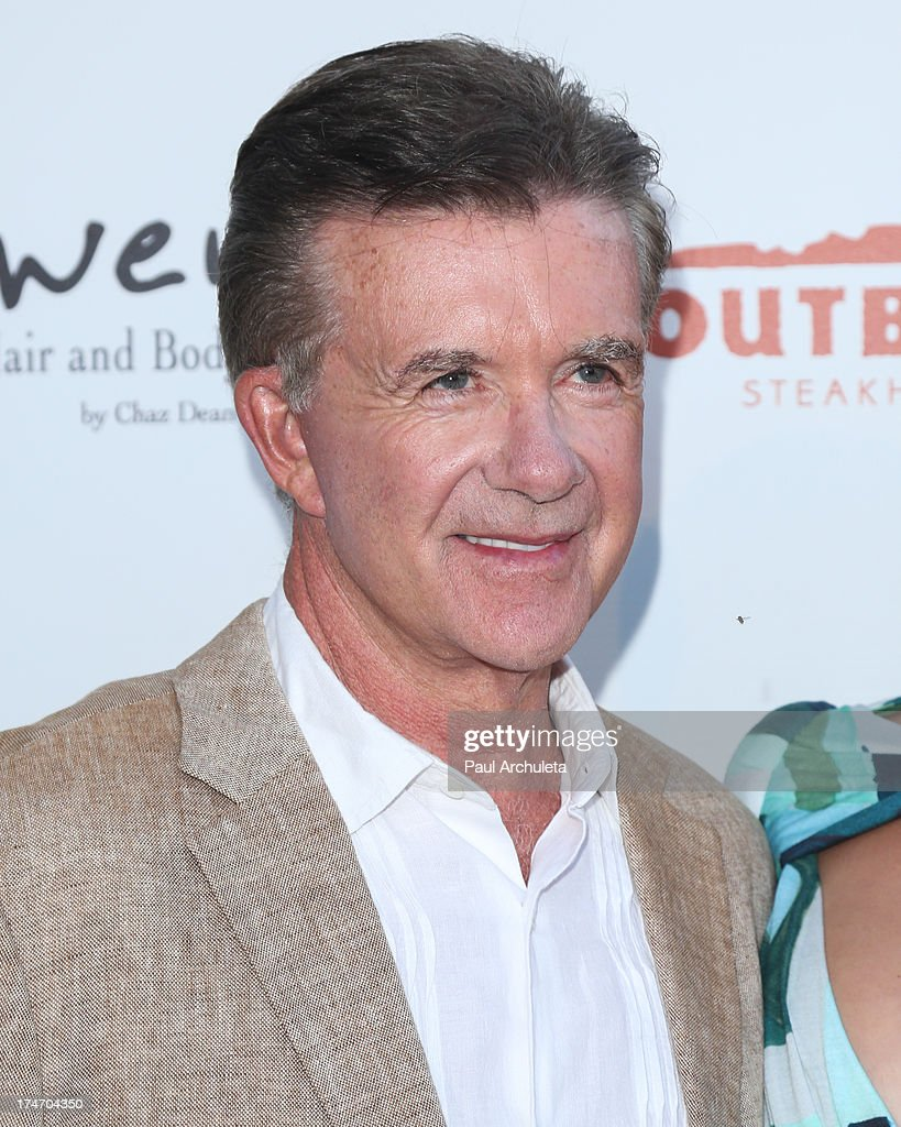Actor Alan Thicke attends the 15th annual DesignCare charity event on July 27, 2013 in Malibu, California.