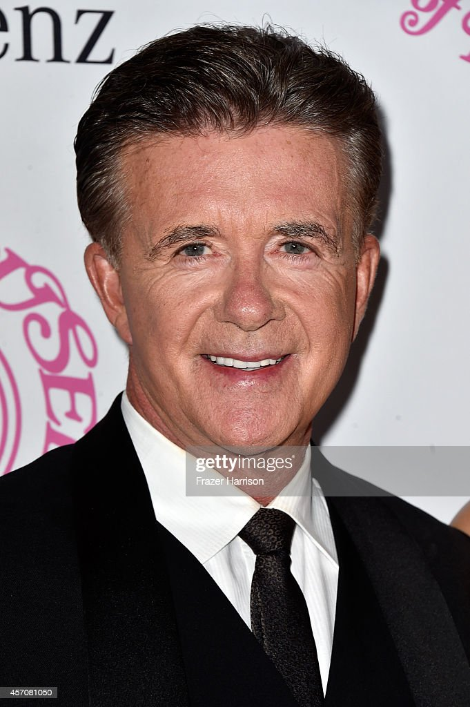 Actor Alan Thicke attends the 2014 Carousel of Hope Ball presented by MercedesBenz at The Beverly Hilton Hotel on October 11 2014 in Beverly Hills...