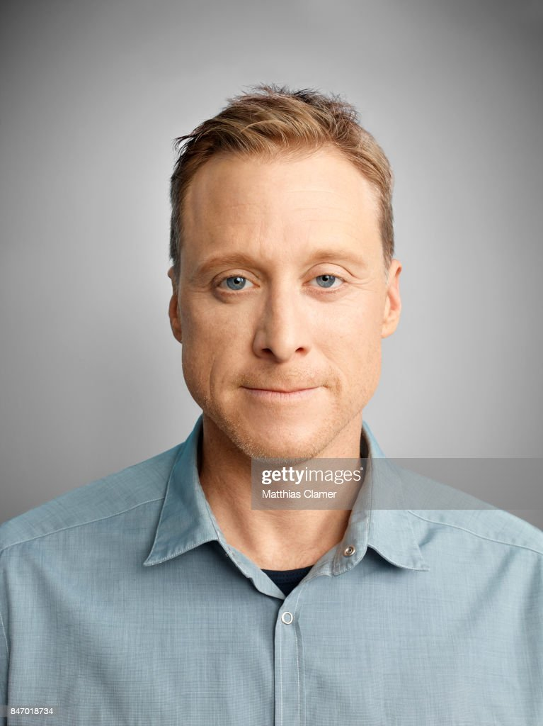 Actor Alan Tudyk from 'Con Man' is photographed for Entertainment Weekly Magazine on July 23, 2016 at Comic Con in the Hard Rock Hotel in San Diego, California.