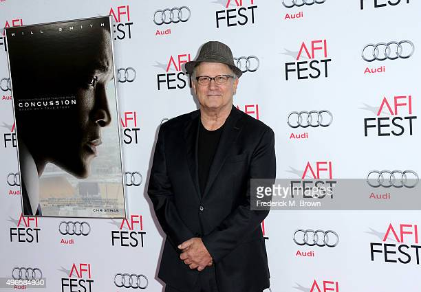 Actor Albert Brooks attends the Centerpiece Gala Premiere of Columbia Pictures' 'Concussion' during AFI FEST 2015 presented by Audi at TCL Chinese...