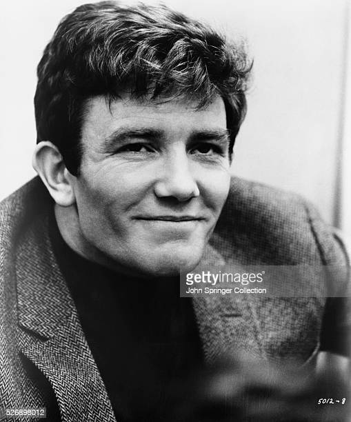 Actor Albert Finney makes his directorial debut in the film Charlie Bubbles in which he also stars