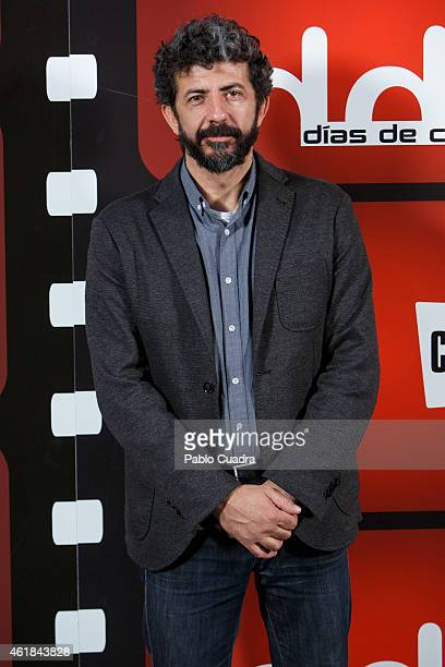 Actor Alberto Rodriguez attends the 'Dias de Cine' awards ceremony at the 'Cineteca' on January 20 2015 in Madrid Spain