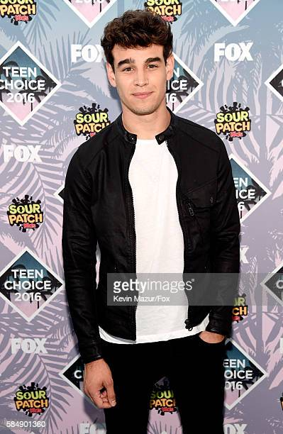 Actor Alberto Rosende attends Teen Choice Awards 2016 at The Forum on July 31 2016 in Inglewood California