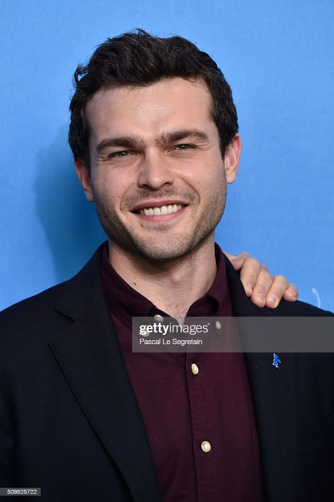 Actor <a gi-track='captionPersonalityLinkClicked' href=/galleries/search?phrase=Alden+Ehrenreich&family=editorial&specificpeople=4069445 ng-click='$event.stopPropagation()'>Alden Ehrenreich</a> attends the 'Hail, Caesar!' photo call during the 66th Berlinale International Film Festival Berlin at Grand Hyatt Hotel on February 11, 2016 in Berlin, Germany.