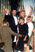 Actor Alec Baldwin and Actress Kim Basinger wed August 19 1993