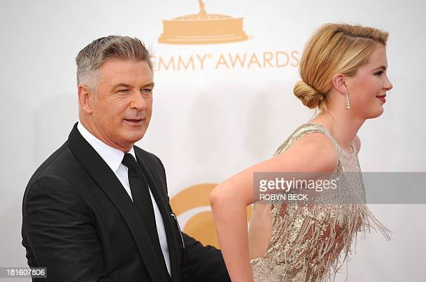 Alec Baldwin Daughter Ireland Stock Photos and Pictures ...