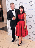 Actor Alec Baldwin and Hilaria Baldwin attend The New York Philharmonic's 173rd Opening Gala at Avery Fisher Hall at Lincoln Center for the...