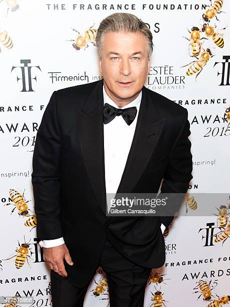 Actor Alec Baldwin attends 2015 Fragrance Foundation Awards at Alice Tully Hall at Lincoln Center on June 17 2015 in New York City