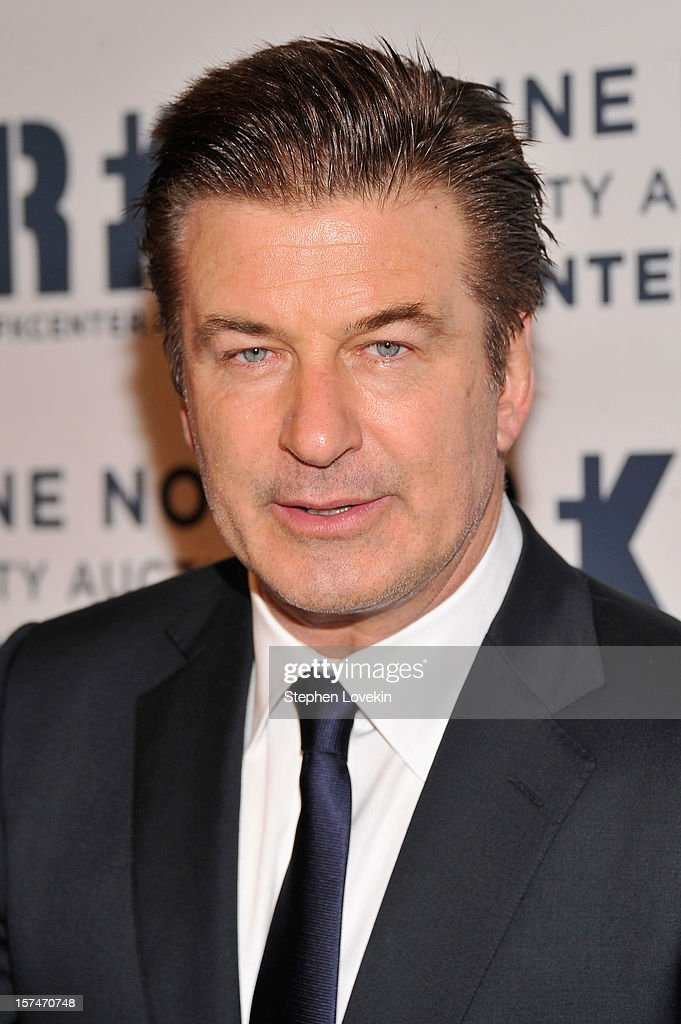 Actor Alec Baldwin attends the 2012 Ripple Of Hope Gala at The New York Marriott Marquis on December 3, 2012 in New York City.