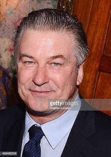 Actor Alec Baldwin attends The 204 Russian American Person Of The Year Awards at The National Arts Club on November 23 2014 in New York City