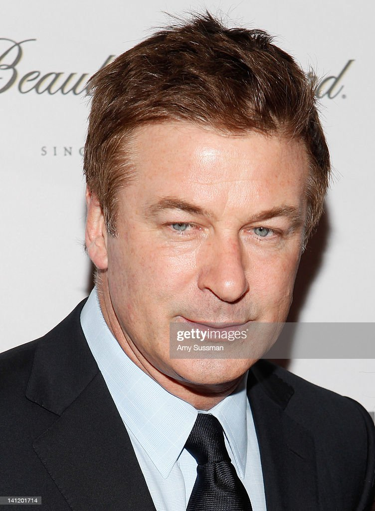 Actor <a gi-track='captionPersonalityLinkClicked' href=/galleries/search?phrase=Alec+Baldwin&family=editorial&specificpeople=202864 ng-click='$event.stopPropagation()'>Alec Baldwin</a> attends The Roundabout Theatre 2012 Spring Gala 'From Screen to Stage' dinner and auction at the Hammerstein Ballroom on March 12, 2012 in New York City.
