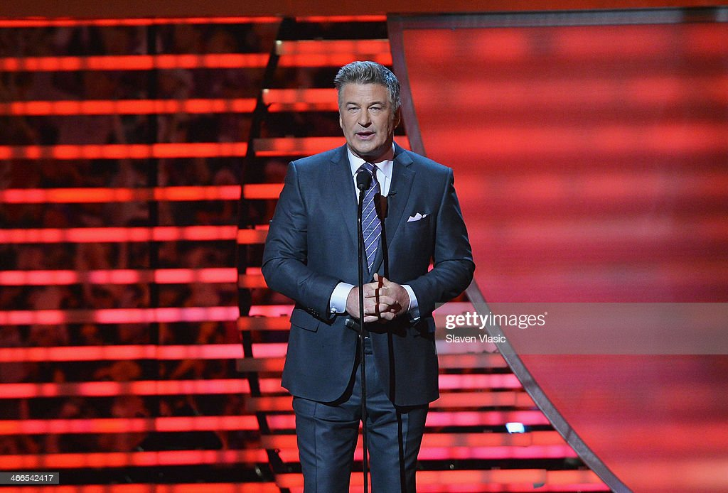 Actor <a gi-track='captionPersonalityLinkClicked' href=/galleries/search?phrase=Alec+Baldwin&family=editorial&specificpeople=202864 ng-click='$event.stopPropagation()'>Alec Baldwin</a> hosts the 3rd Annual NFL Honors at Radio City Music Hall on February 1, 2014 in New York City.