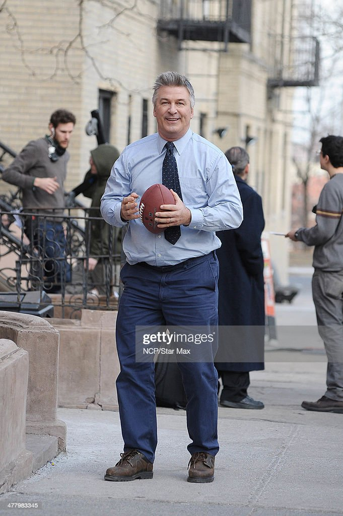 Actor <a gi-track='captionPersonalityLinkClicked' href=/galleries/search?phrase=Alec+Baldwin&family=editorial&specificpeople=202864 ng-click='$event.stopPropagation()'>Alec Baldwin</a> is seen on March 11, 2014 in New York City.