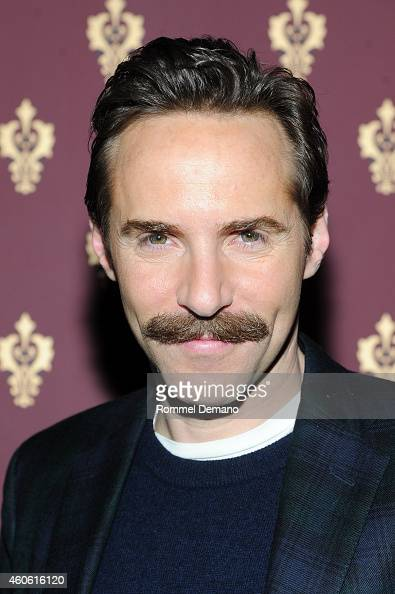 Actor Alesandro Nivola atttends the 'Doll Em' Wrap Party at The Leonora on December 17 2014 in New York City