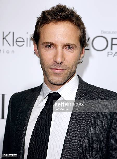 Actor Alessandro Nivola arrives at ELLE's 19th Annual Women In Hollywood Celebration at the Four Seasons Hotel on October 15 2012 in Beverly Hills...