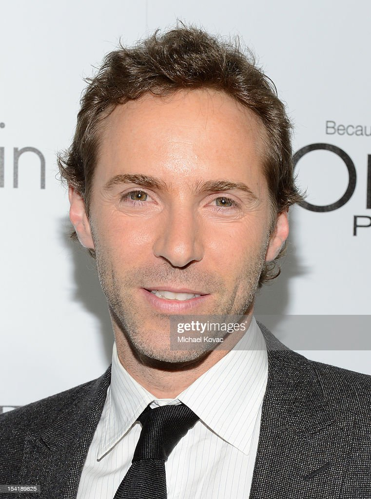 Actor Alessandro Nivola arrives at ELLE's 19th Annual Women In Hollywood Celebration at the Four Seasons Hotel on October 15, 2012 in Beverly Hills, California.