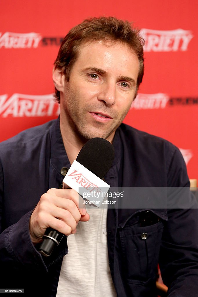 Actor Alessandro Nivola attends Variety Studio presented by Moroccanoil at Holt Renfrew on Day 2 at Holt Renfrew, Toronto during the 2012 Toronto International Film Festival on September 9, 2012 in Toronto, Canada.