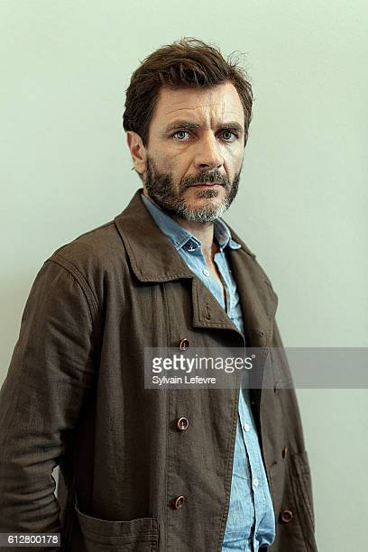 Actor Alex Brendemuhl is photographed for Self Assignment on October 3 2016 in Namur Belgium