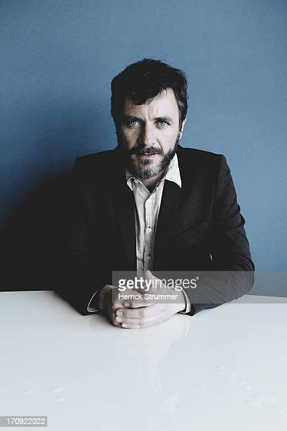 Actor Alex Brendemuhl poses for portraits for the movie 'Wakolda' on May 24 2013 in Cannes France
